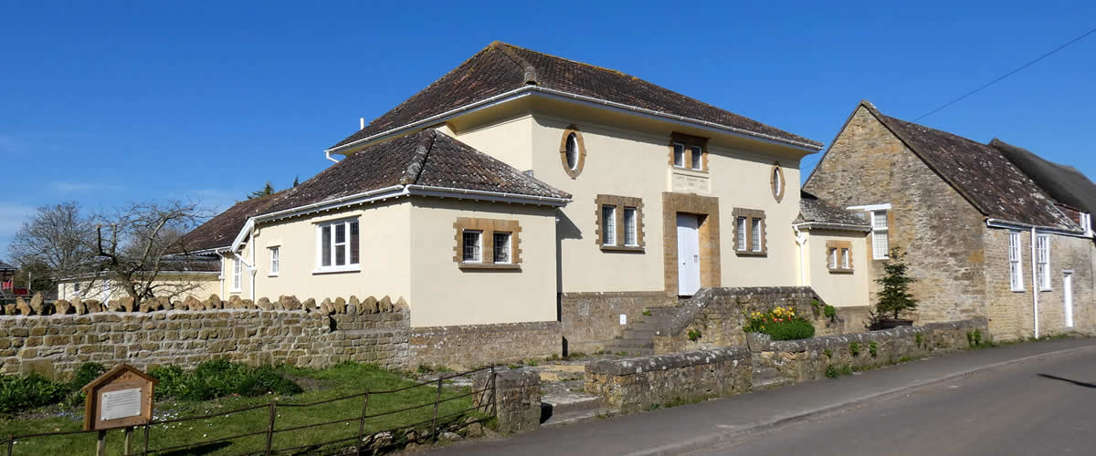 North Cadbury village hall